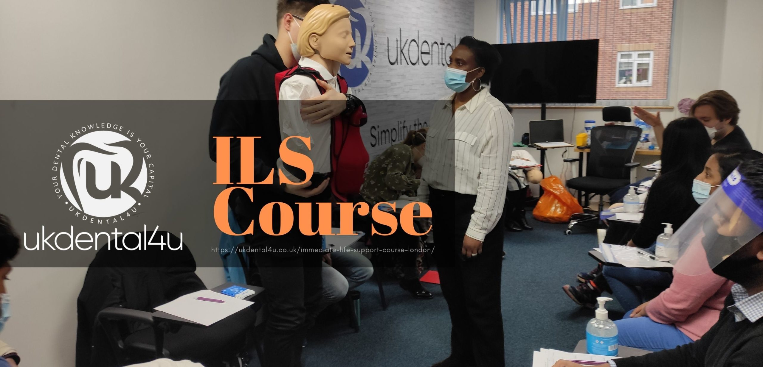 ILS course poster